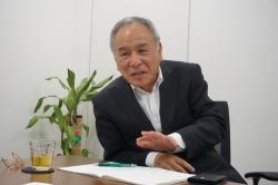 岩永 經世 氏 一般社団法人日本中小企業格付機構代表理事 税理士