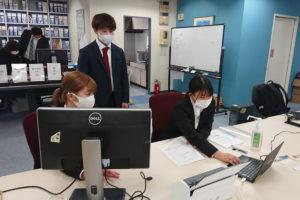 インターン生が書類電子化で在学中に起業|会計事務所も行政と連動しバックアップ